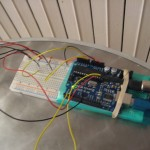 The Arduino board