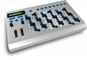 The new C-Thru Harmonic Table keyboard (USB)